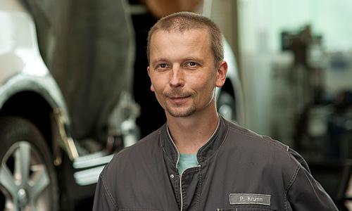 Paul Krumm