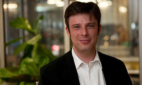 Steffen Rothmer, Dipl.-Betriebswirt (BA)